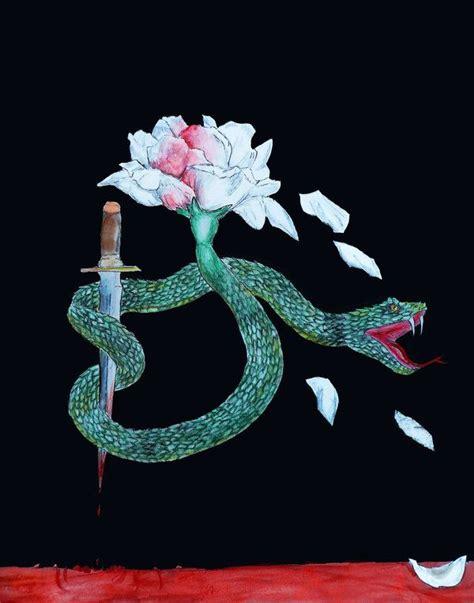 innocent flower    serpent undert
