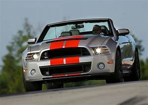 FORD Mustang Shelby GT500 Convertible specs & photos - 2012, 2013, 2014 - autoevolution