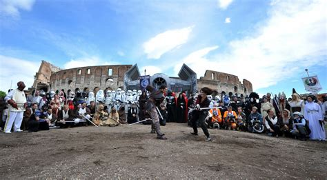 Star Wars Day 2014: May the 4th Be With You! Photos - ABC News