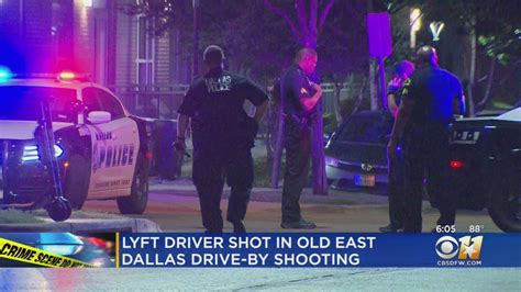Dallas Police Investigating Drive-by Shooting Involving