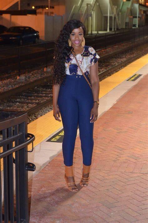 awesome outfit ideas  black women  season