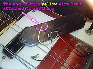 Rickenbacker 4003 Wiring Help