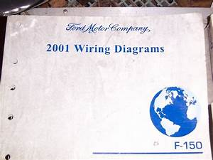 For Sale 2001 F150 Shop Manuals  Wiring Diagram And Owners