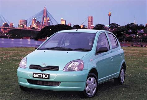 echo auto used toyota echo 1999 2003 review carsguide