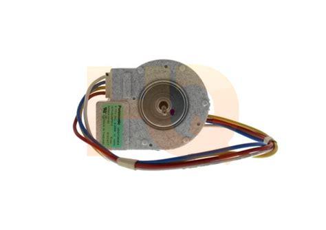 wrf ge refrigerator evaporator fan motor