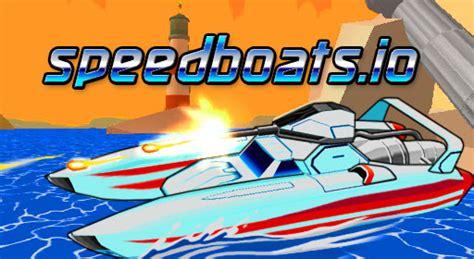 Speedboat Io speedboats io