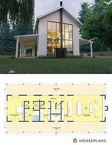 Modern Barn House Plans Elegant Best 25 Modern Barn House ...
