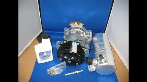 automobile air conditioning repair 1993 gmc 2500 club coupe parental controls 96 99 chevy c1500 suburban ac compressor kit aftermarket air conditioning part youtube