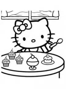 Hello kitty to print Hello Kitty Kids Coloring Pages