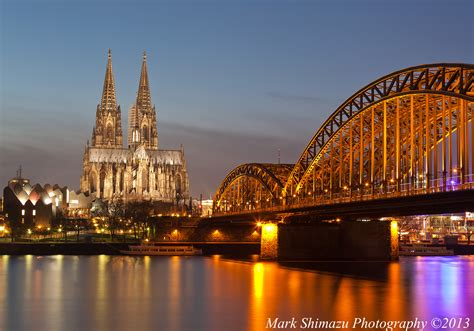 Cologne Germany Mark Shimazu Photography