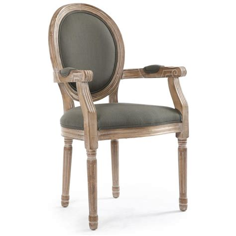chaise avec accoudoirs lot de 2 chaises avec accoudoirs tissu gris coin