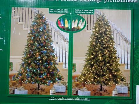 ez connect 7 5 ft pre lit led christmas tree