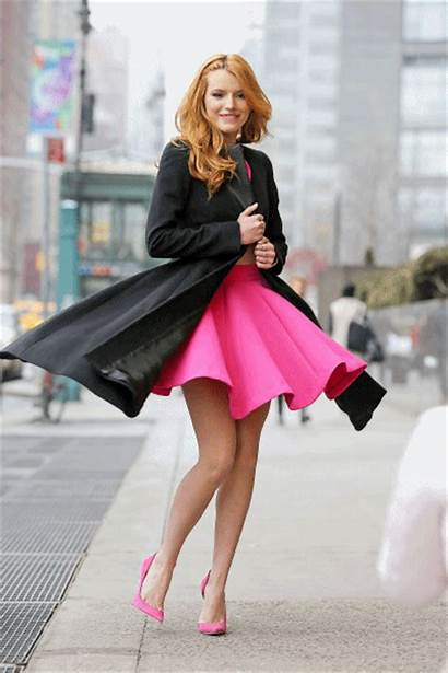 Bella Thorne Legs Dance Gifs Pretty Pink
