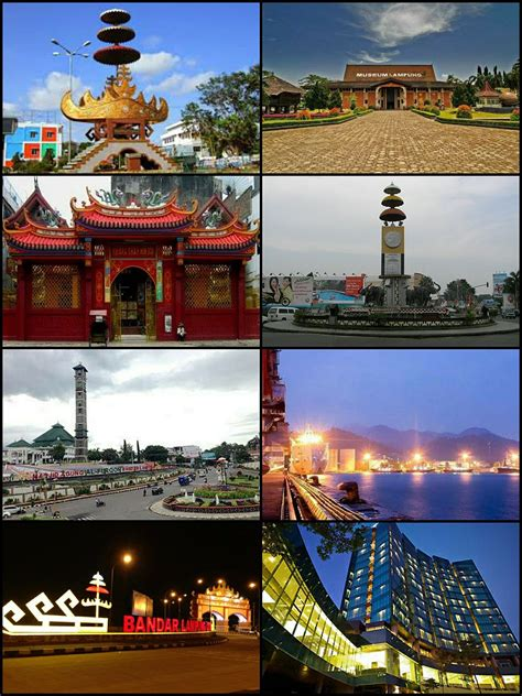 kota bandar lampung wikipedia bahasa indonesia ensiklopedia bebas
