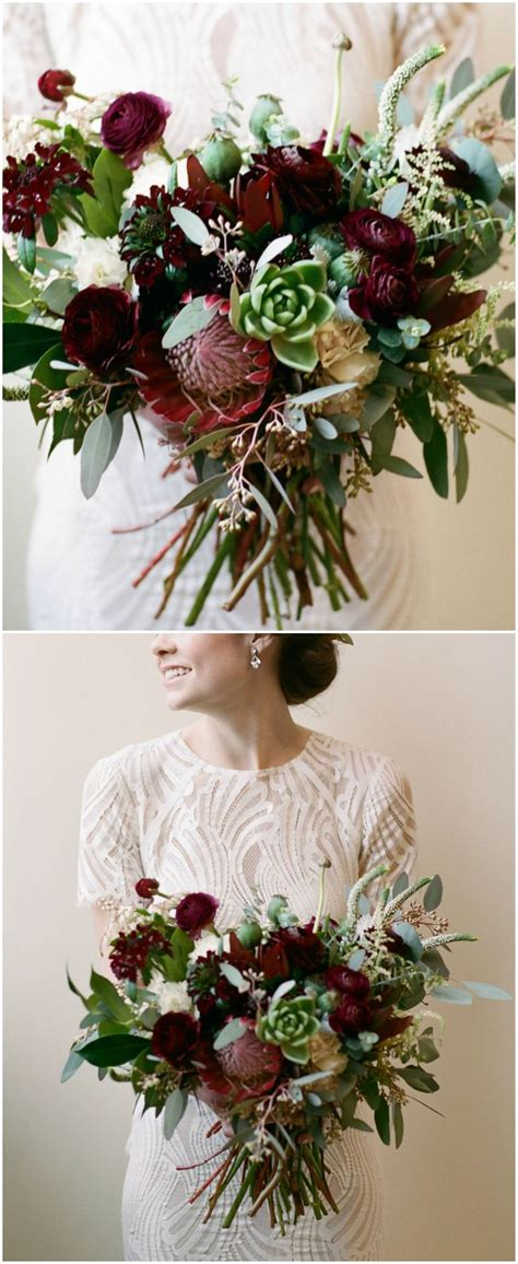 fall wedding bouquets ideas  pinterest fall
