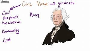 Civic Virtue De... Civics Definition