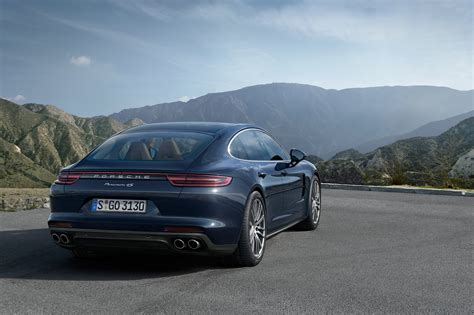 2017 Porsche Panamera Reviews And Rating