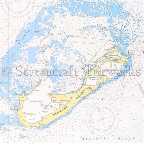 kitchen islands on sale islands bermuda island hamilton nautical chart decor