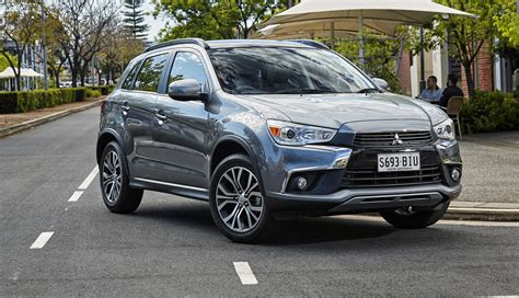 mitsubishi asx 2017 2017 mitsubishi asx pricing and specs styling and kit update touches photos 1 of 6