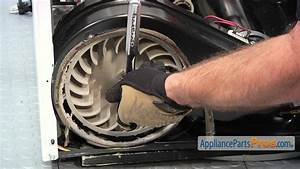 Duet Dryer Drive Motor  Part  279787