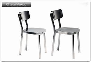 Chaise Plan De Travail : chaise pour cuisine mod le mexico plan de travail ~ Teatrodelosmanantiales.com Idées de Décoration