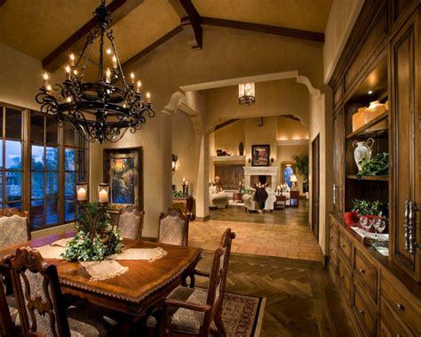 italian farmhouse mediterranean dining room phoenix   phil nichols company