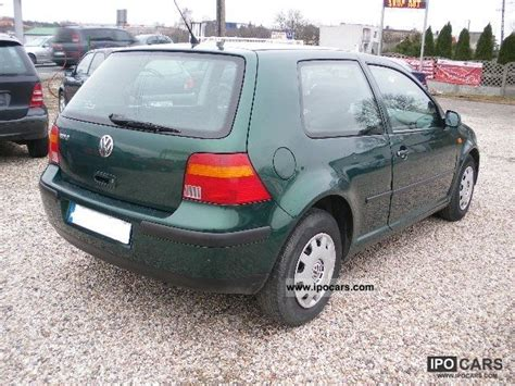 vw golf 4 1 4 16v 1998 volkswagen golf iv 1 4 16v car photo and specs