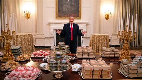 pure american banality  donald trumps white house