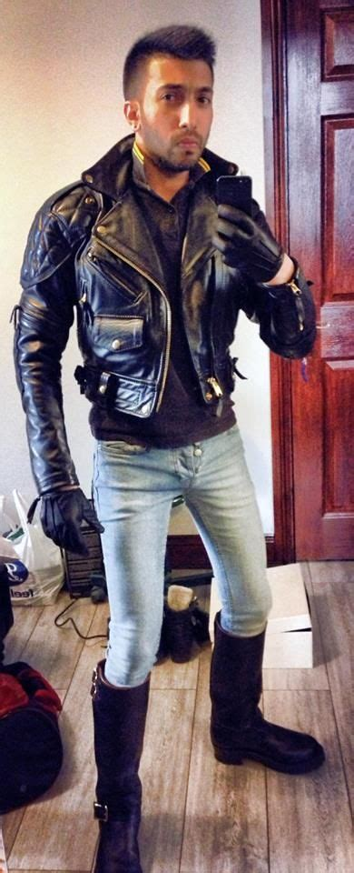 22 Best Leather Collars Up Images On Pinterest Leather Leather Jackets And Leather Fashion