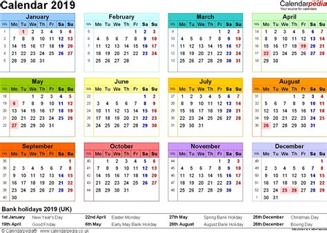 yearly bank holidays calendar uk template public holidays
