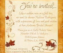 fall bridal shower ideas Bing Images Fall baby shower