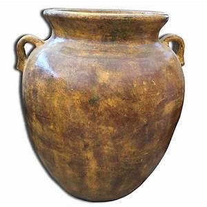 Cache Pot Exterieur : acheter un grand cache pot ext rieur en terre cuite poterie d coration ~ Teatrodelosmanantiales.com Idées de Décoration