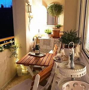 Kleinen Balkon Gestalten Günstig : stunning ideen f r den balkon contemporary ~ Michelbontemps.com Haus und Dekorationen