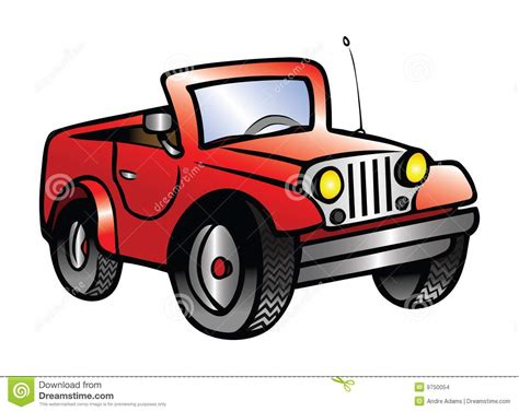 Red Jeep Clipart 20 Free Cliparts
