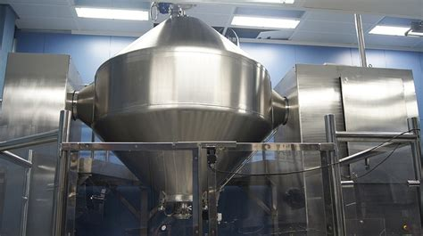 mixers applied  pharmaceutical industry ribbon blender