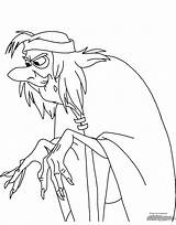 Coloring Cauldron Eilonwy Taran Disneyclips Template Funstuff sketch template