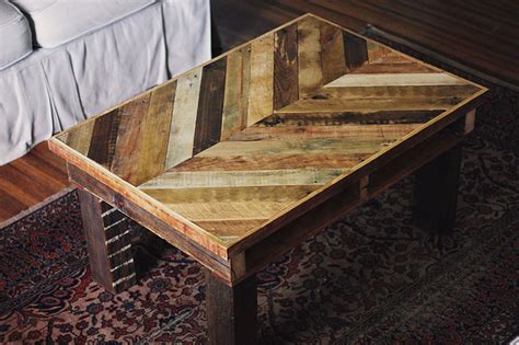woodwork diy pallet coffee table instructions  plans