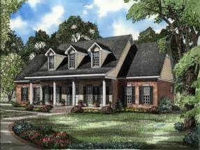 Colonial Cape Cod Style House Plans