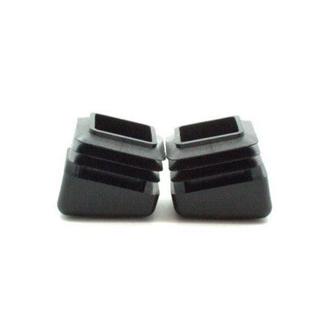 square angled insert for tubular legs 15mm 25mm