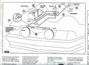 How Do I Find The High Beam Power Lead  - Toyota 4runner Forum