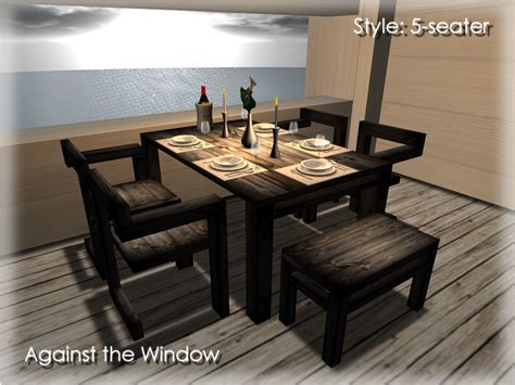 cuisine dinette brand furniture in second dining table set