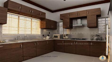 kerala style kitchen interior designs youtube