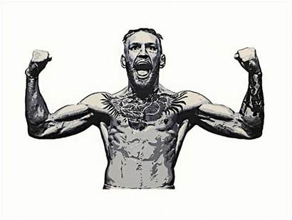 Mcgregor Conor Prints Redbubble