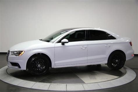 2015 audi a3 tdi navigation pano roof custom wheels wow