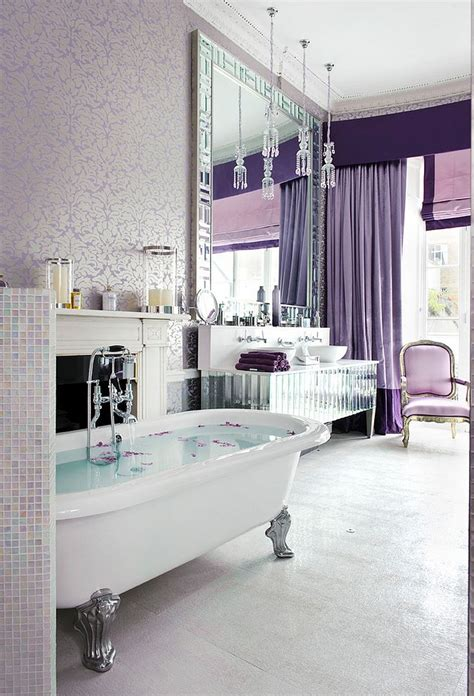 glam bathroom ideas revitalized luxury 30 soothing shabby chic bathrooms