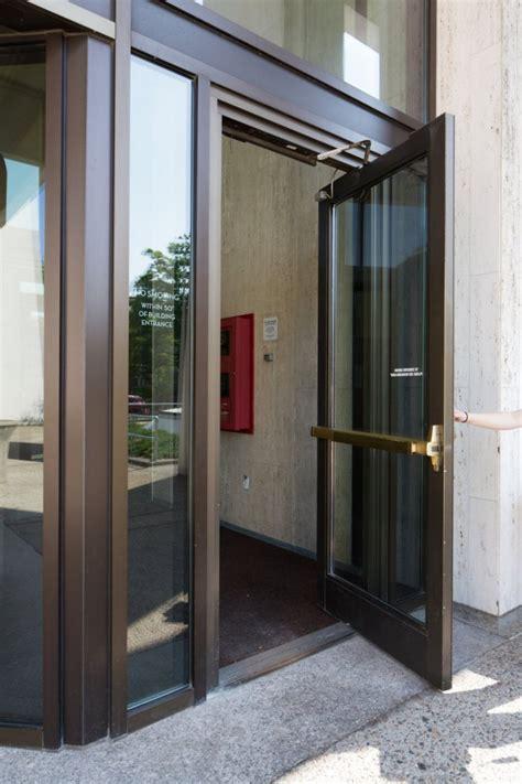 mckinlock hall harvard university ellison bronze