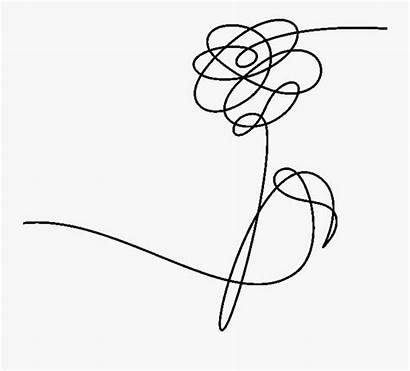 Bts Flower Rm Yourself Drawing Italy Namjoon