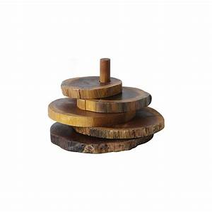 Home decorators collection madre de cacao wood coasters for Furniture coasters home depot