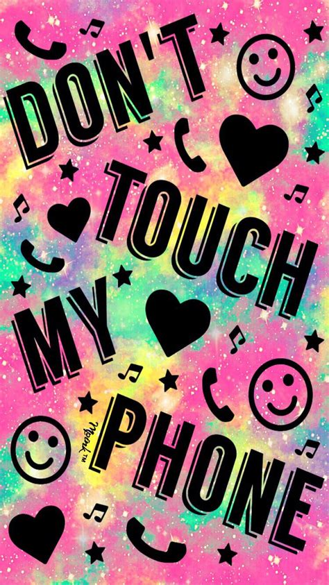 Android Lock Screen Wallpaper Dont Touch My Phone Wallpaper by Don T Touch My Phone Galaxy Wallpaper Iphone Android