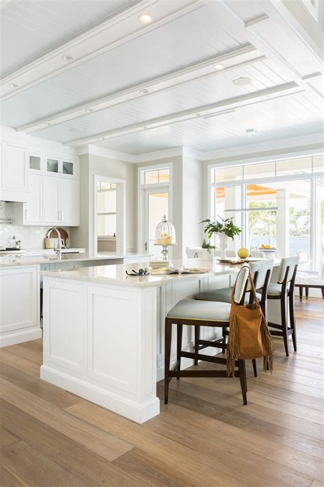 kitchens with recessed lighting find your vibe tailored coastal 6643